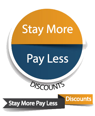 Stay More Pay Less